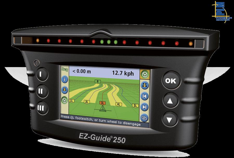 EZ-Guide® 250 Display