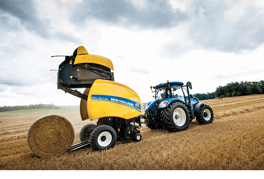 Baler Solutions: IntelliBale™